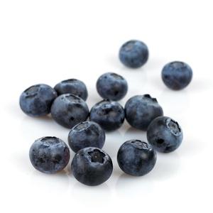 Er utenlandske blåbær mindre sunne?