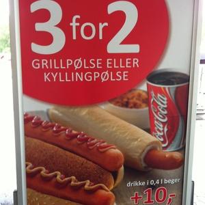Fast food: Mer kaloririkt enn du tror