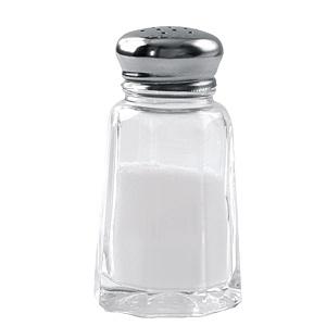 Vi spiser for mye salt