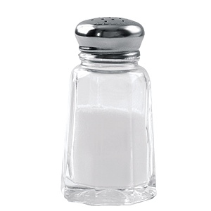 Mindre salt